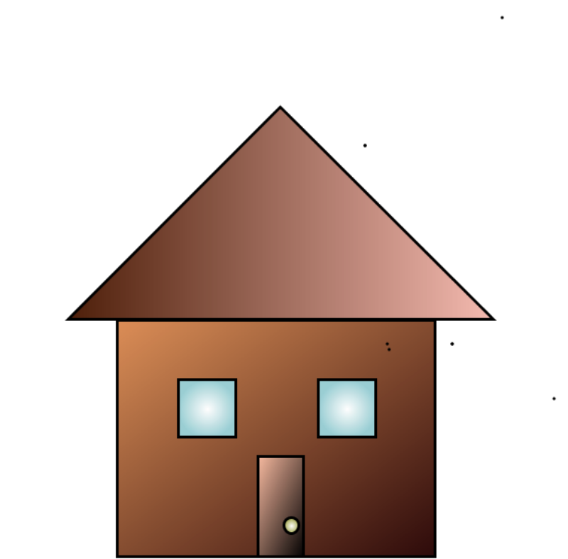 Free Simple House