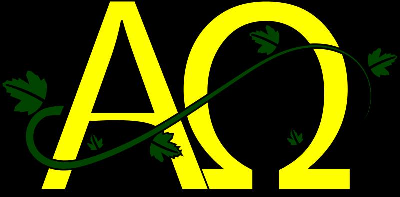 Free Alpha and Omega colored