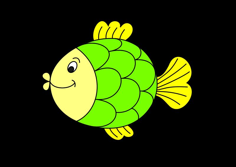 Free Fish_coloured