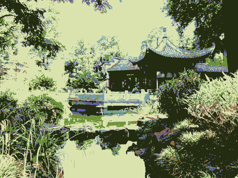 Free Chinese Garden XIII