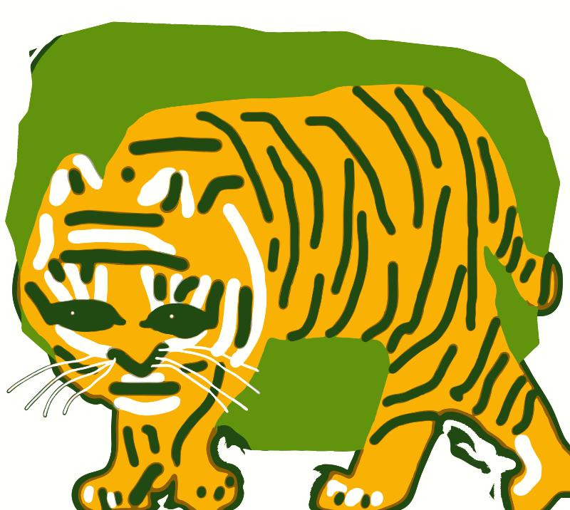 Free Tiger