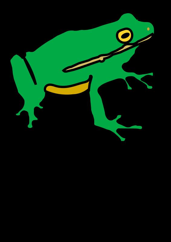Free Frog