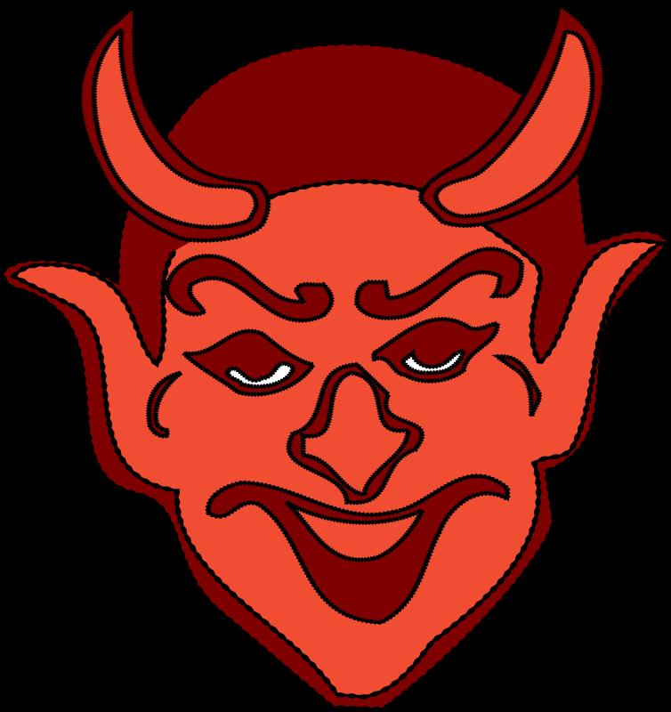 Free Devil Head
