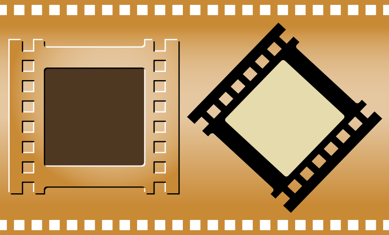 Free Three Film Strips - Poster Frame
