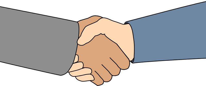 Free handshake