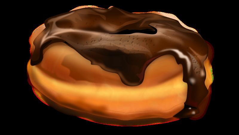 Free Chocolate Donut