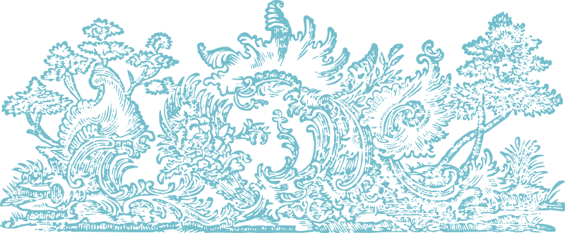 Free Ornamental waves and trees