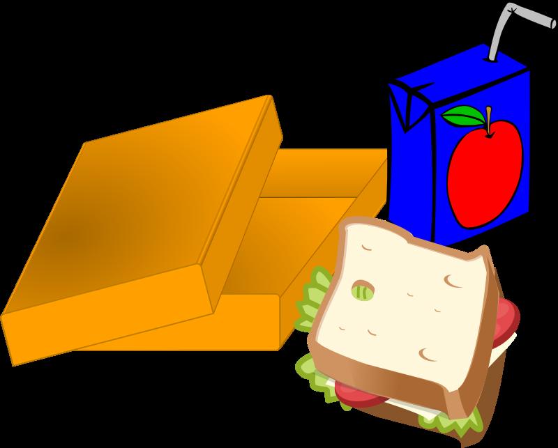 Free lunch box