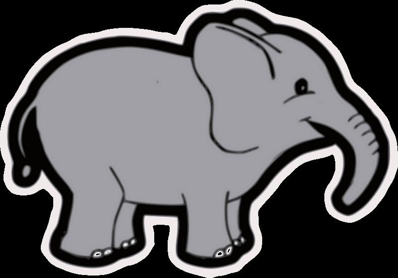 Free Cute Elephant
