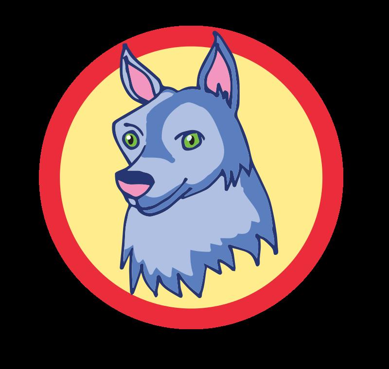 Free wolf head ذئب