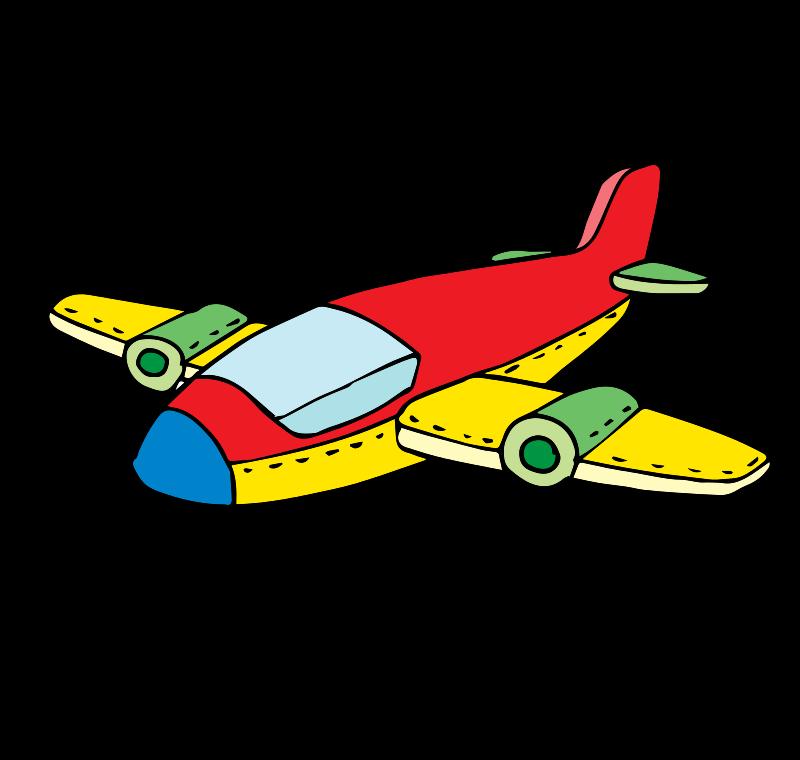 Free airplane طيارة