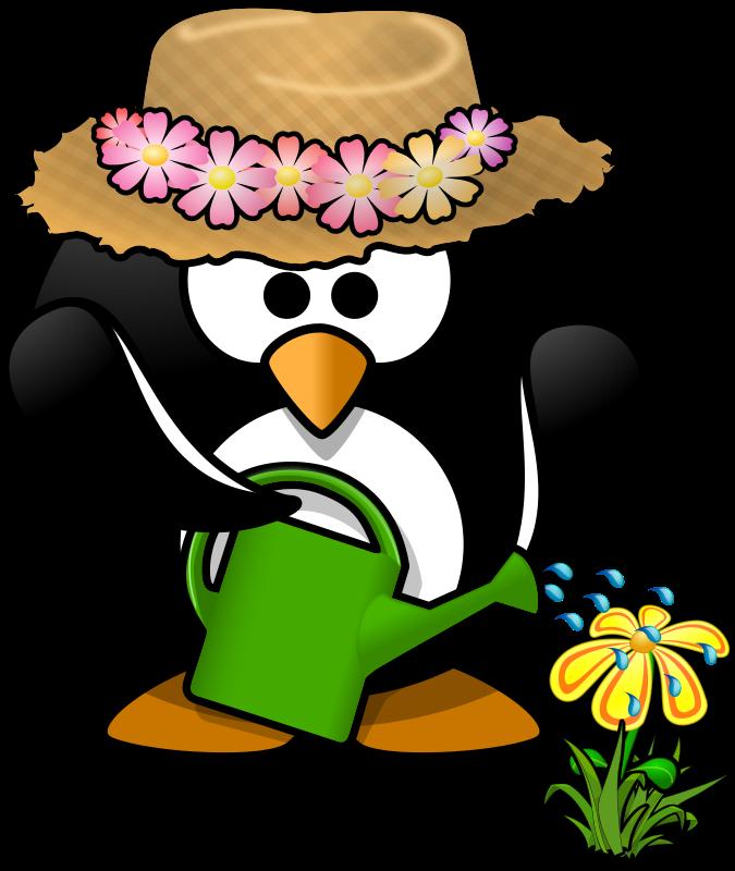 Free Garden penguin