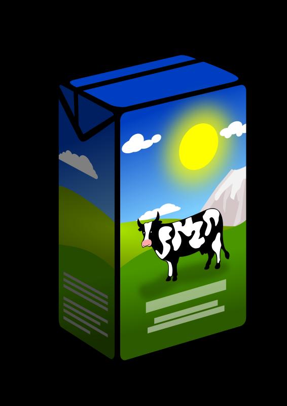 Free Milk tetra pack
