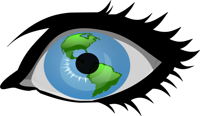 Free Clipart: Global Vision | Woofer
