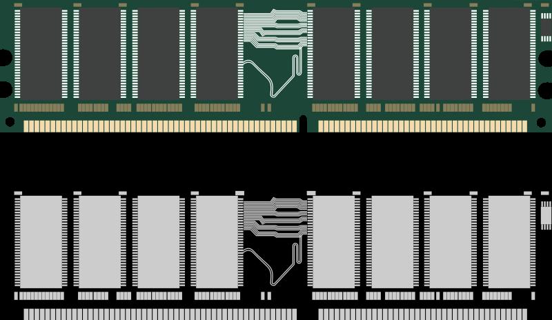 Free RAM memory card