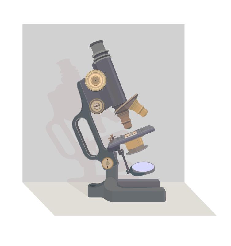 Free Microscope Vintage