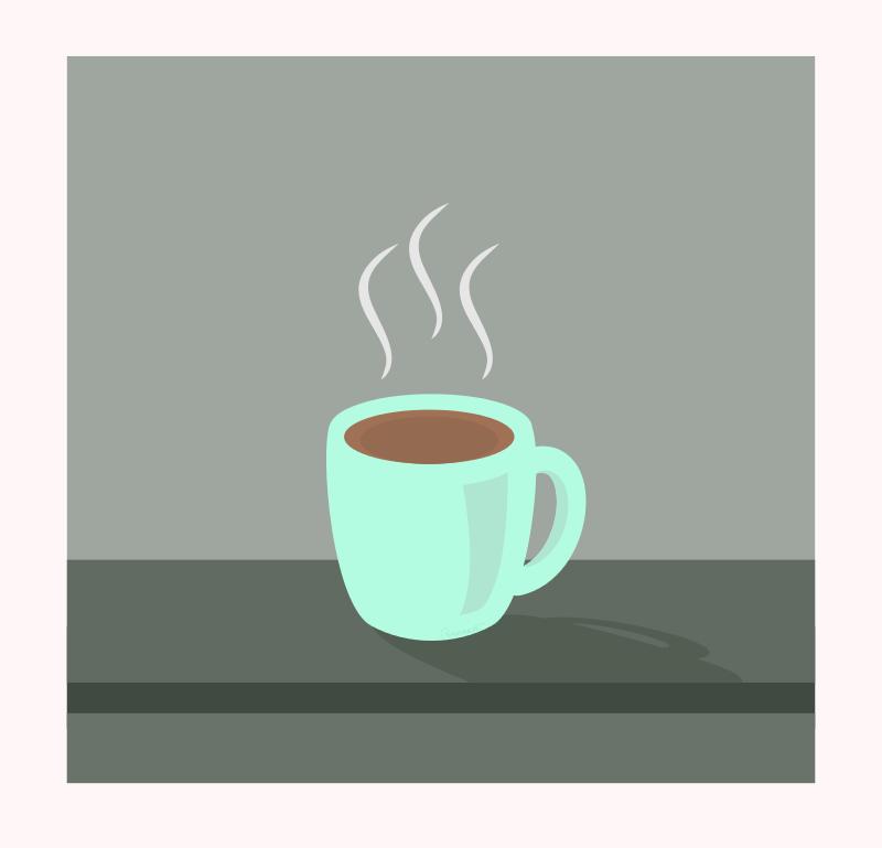 Free Clipart: Coffee Cup | barrettward