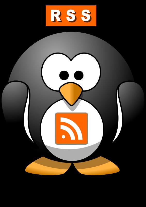 Free rss_penguin