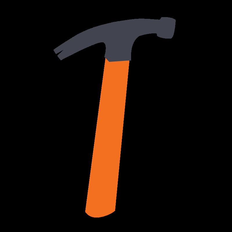 free clipart hammer savanaprice rh 1001freedownloads com clipart picture of hammer hammer clip art vector