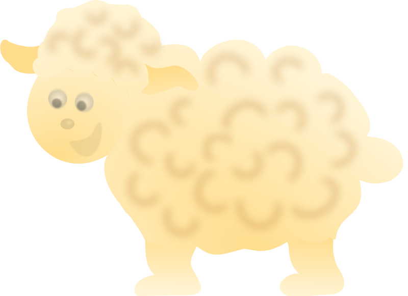 Free sheep cloud