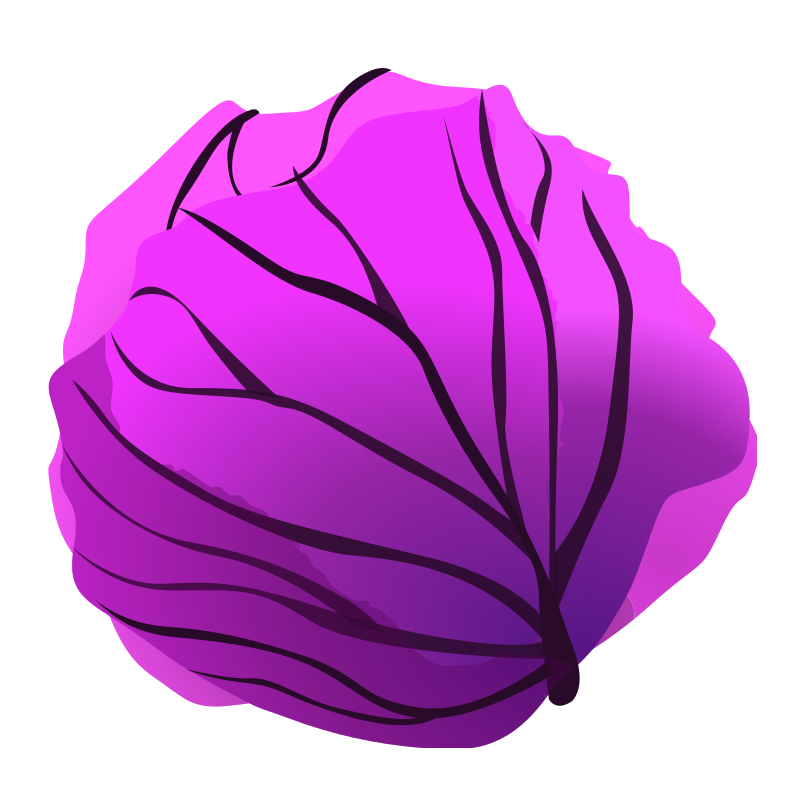 Free red cabbage