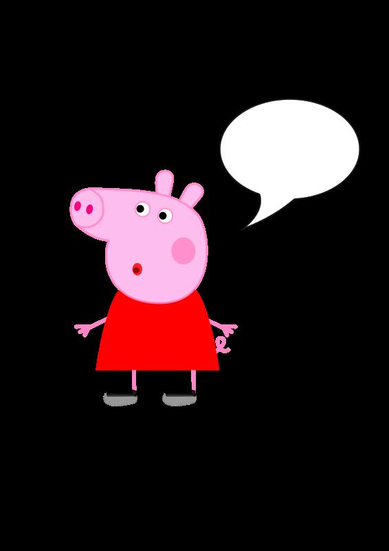 Clip Art Peppa Pig Clip Art free clipart peppa pig animals edoardoposa