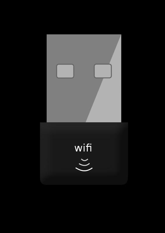 Free Wifi USB Emitter - Dongle