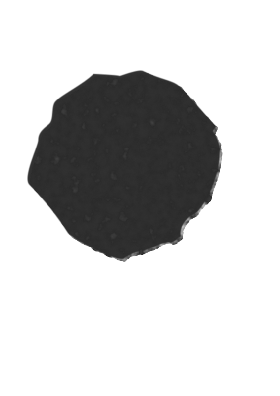 Free Asteroid remix (no shading)