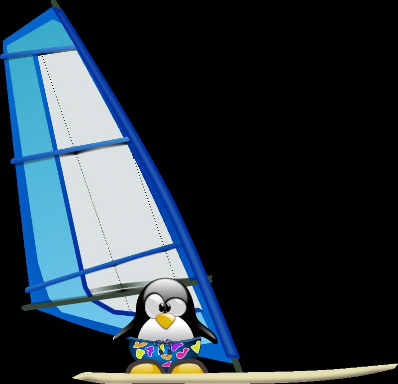 Free Tux Sailing