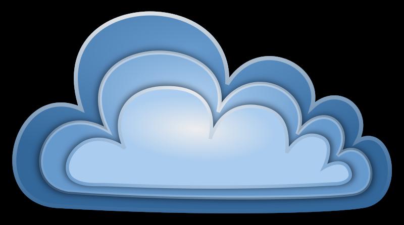 Free Clipart: Cloud 2 Remix   Merlin2525