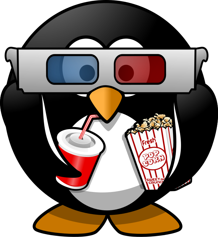 Free Cinema penguin
