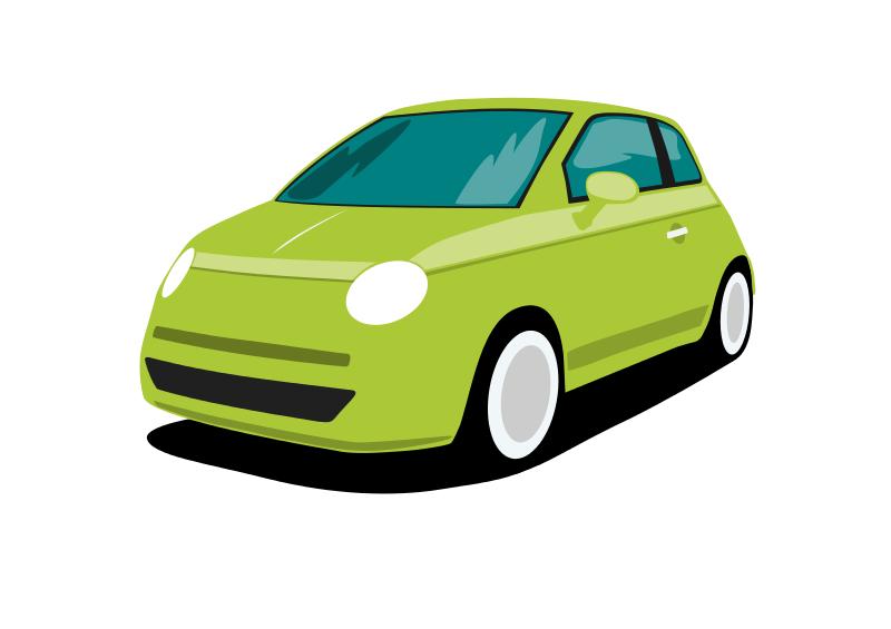 Free Green Car