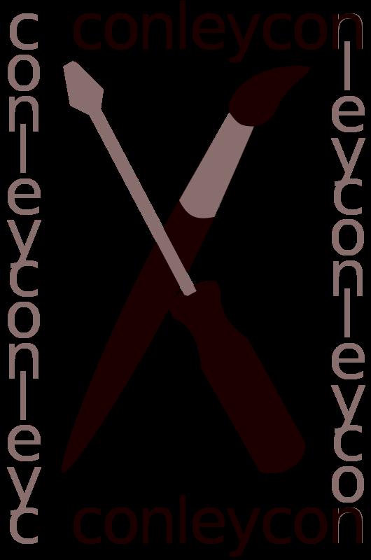 Free ConleyCon logo 2-tone