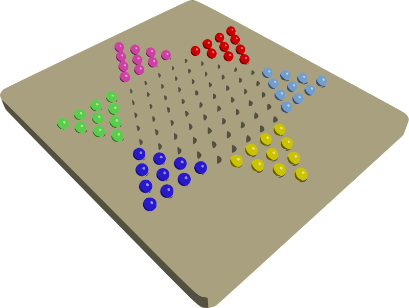 Free Chinese Checkers