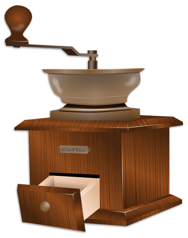 Free Coffee Mill