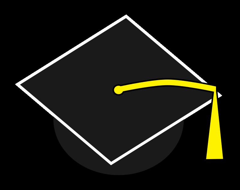 Free Graduation hat