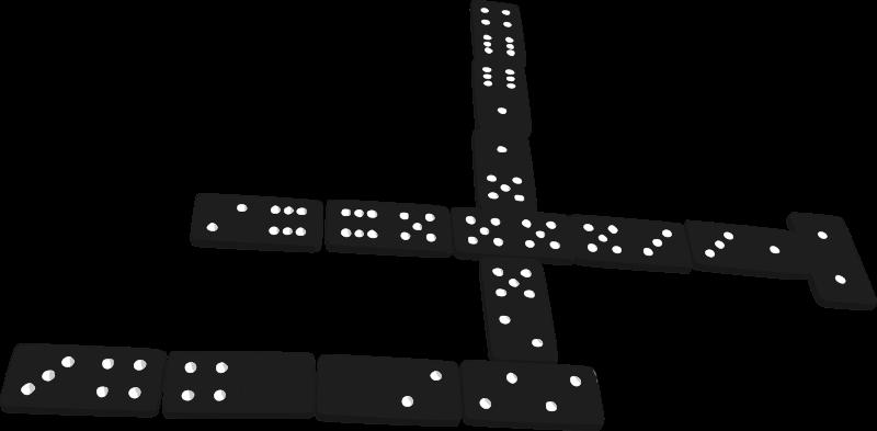 Free Tiled Dominoes