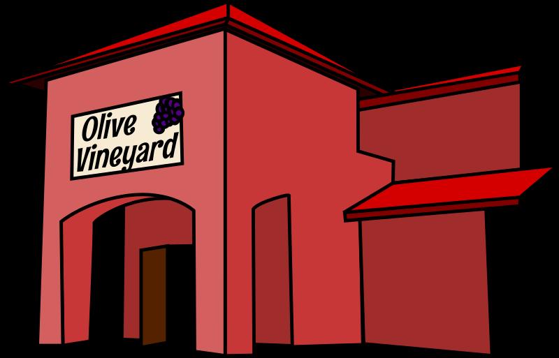 Restaurant building clipart  Free Clipart - Popular - 1001FreeDownloads.com