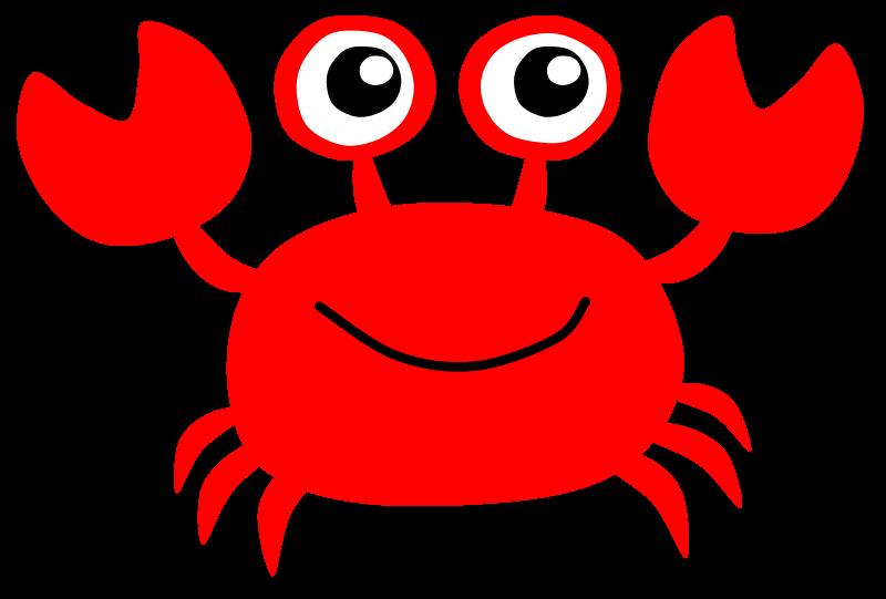 Free Red Crab