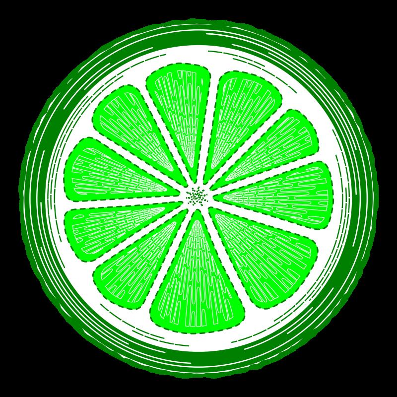 Free Lime slice