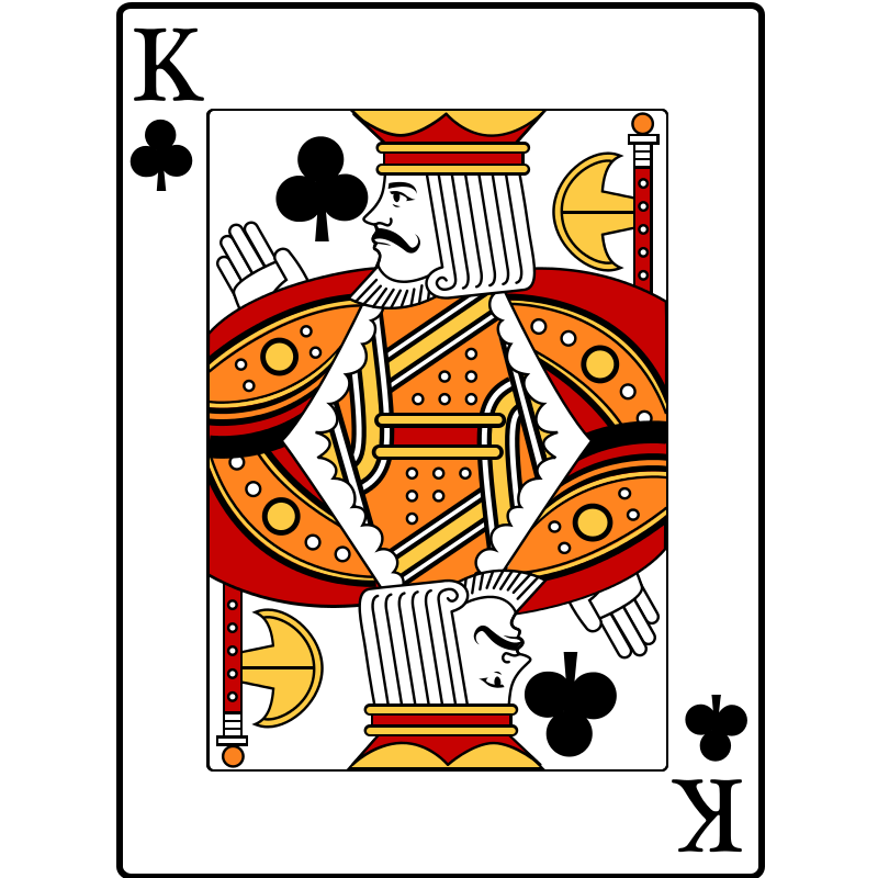 Free King of Clubs