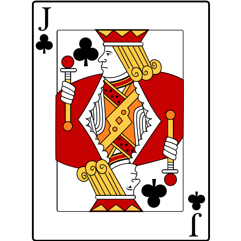Free Jack of Clubs