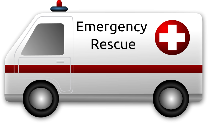 Free Emergency Rescue Ambulance