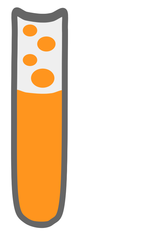 Free Clipart: Test Tube | Scout
