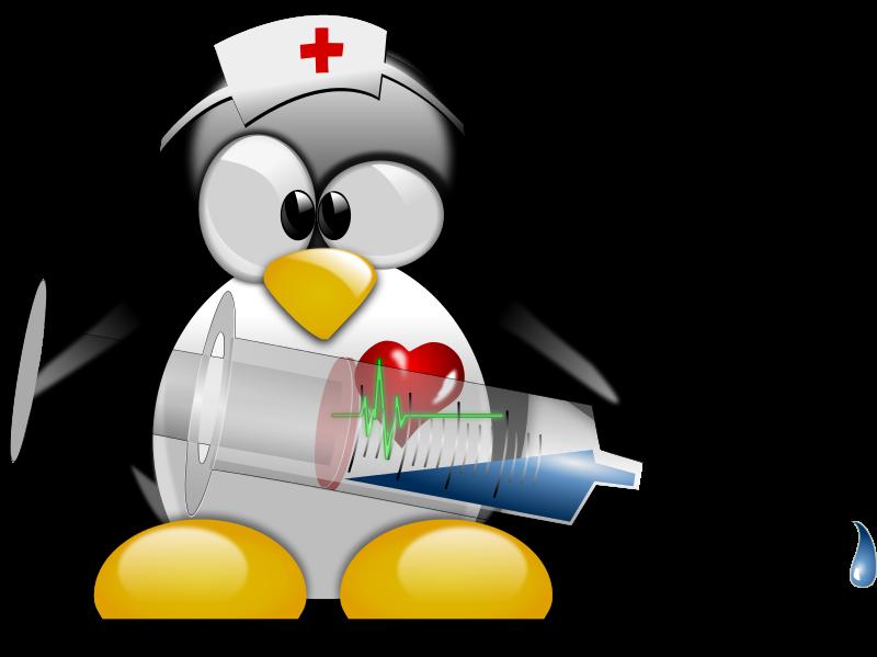 Free Tux Nurse 1