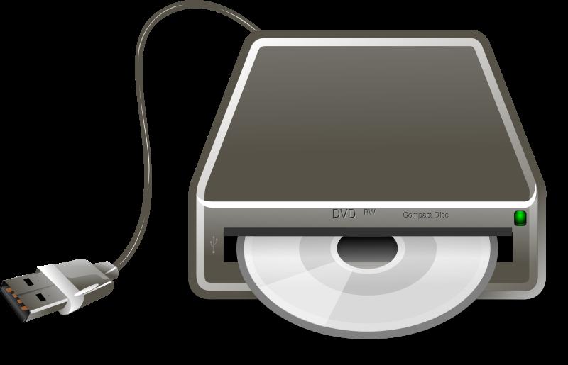 Free USB DVD CD Writer Remix