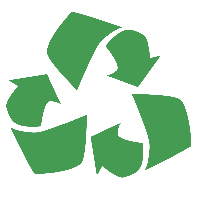 Free Clipart Recycle Symbol Savanaprice