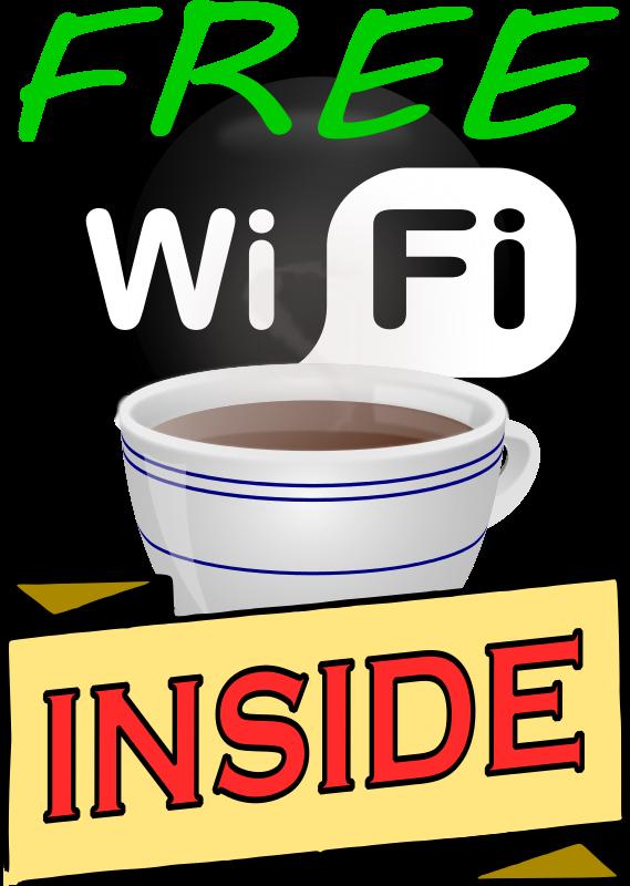 Free Free WiFi Inside