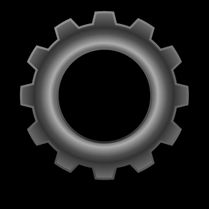 Free Metal gear cog