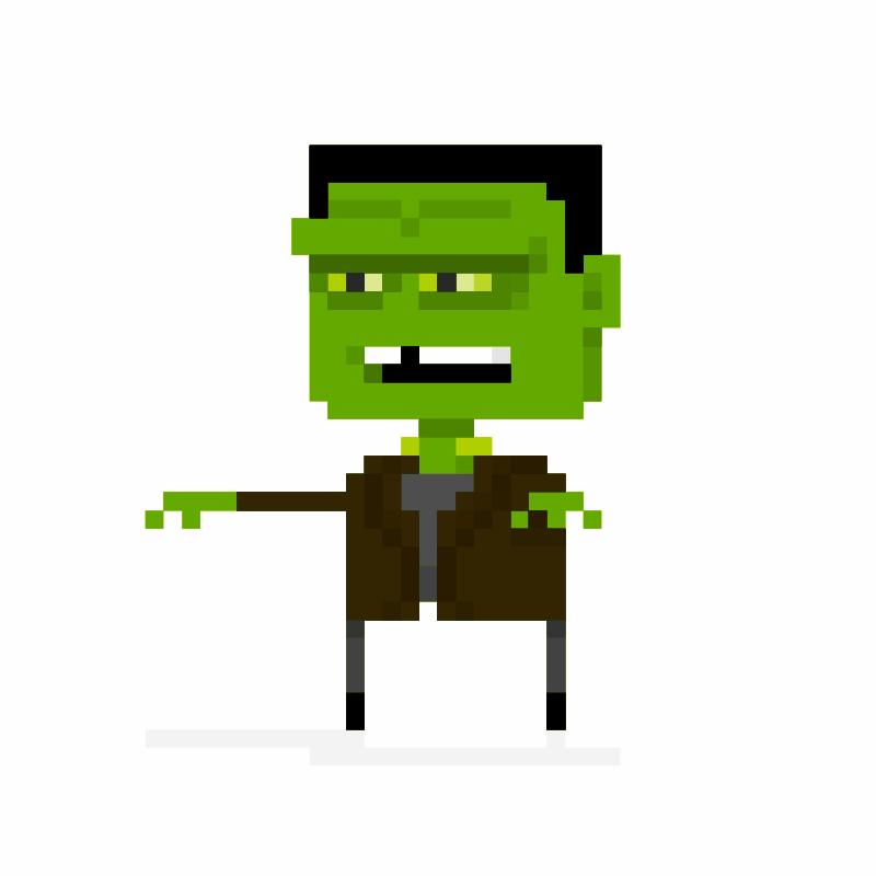 Free Frankenstein PxL Peep